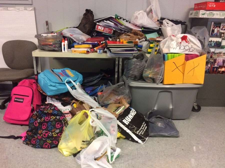 CMS Student Donations
