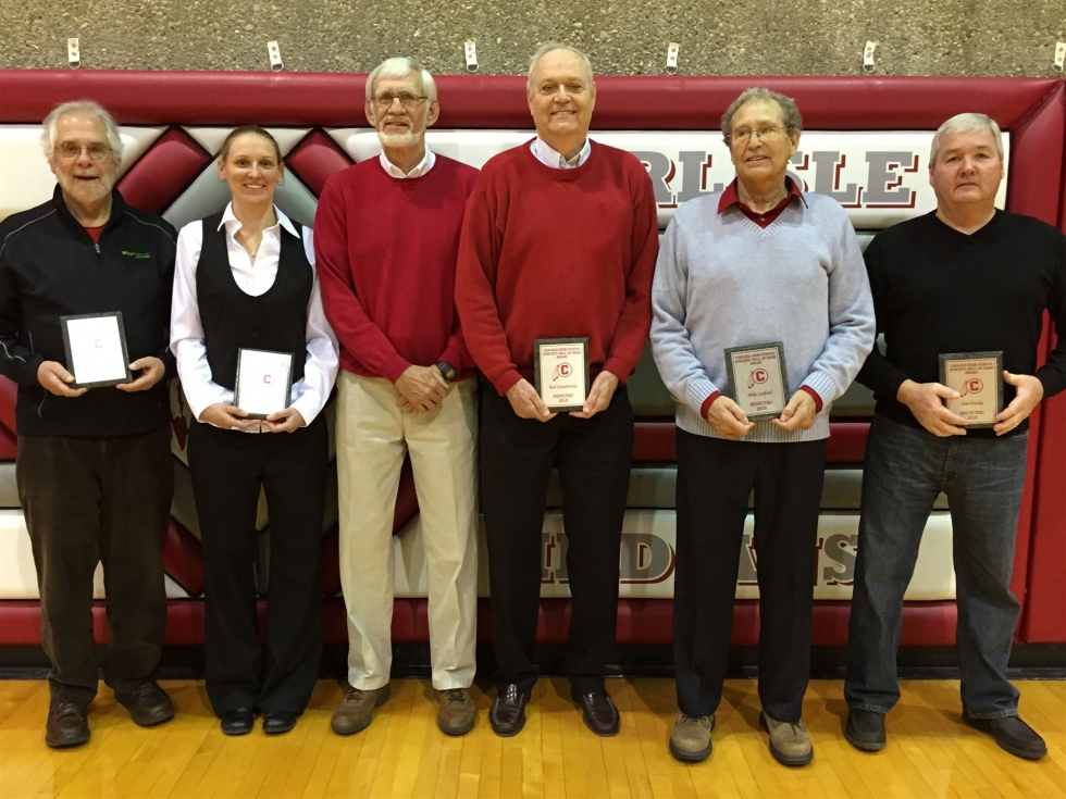 2015 Inductees