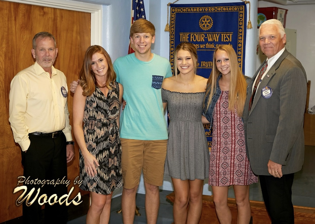 rotary winners picture