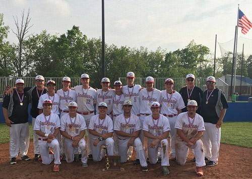 Baseball Team Wins District Championship