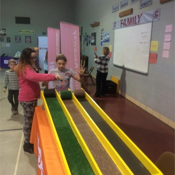 Which object on which surface will roll the fastest?