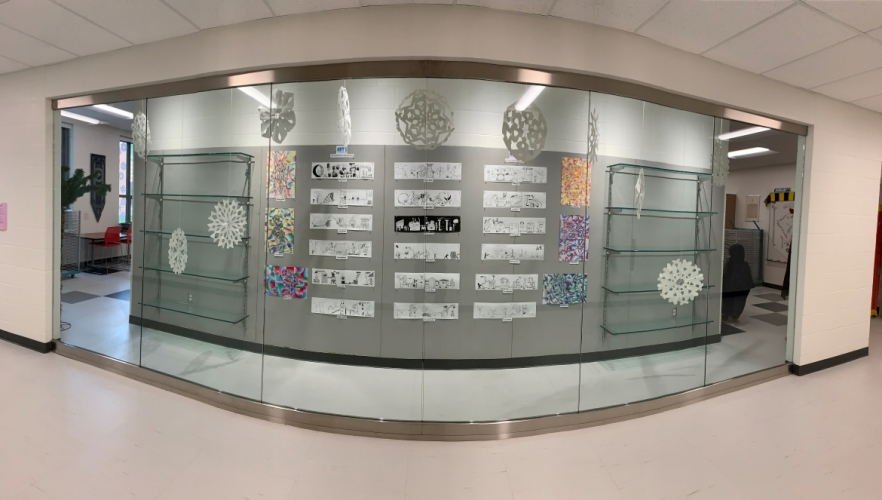 HS art display